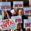 Arrêter les négociations sur le transatlantique
