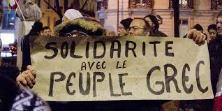 Restructurer la dette grecque pour changer l'Europe (Tribune libre de Libération) + Hollande doit soutenir la Grèce contre le coup de force de la BCE (Éric Coquerel) + Coup de force de la BCE ! (Patrick Le Hyaric) Solidarité-avec-le-peuple-grec