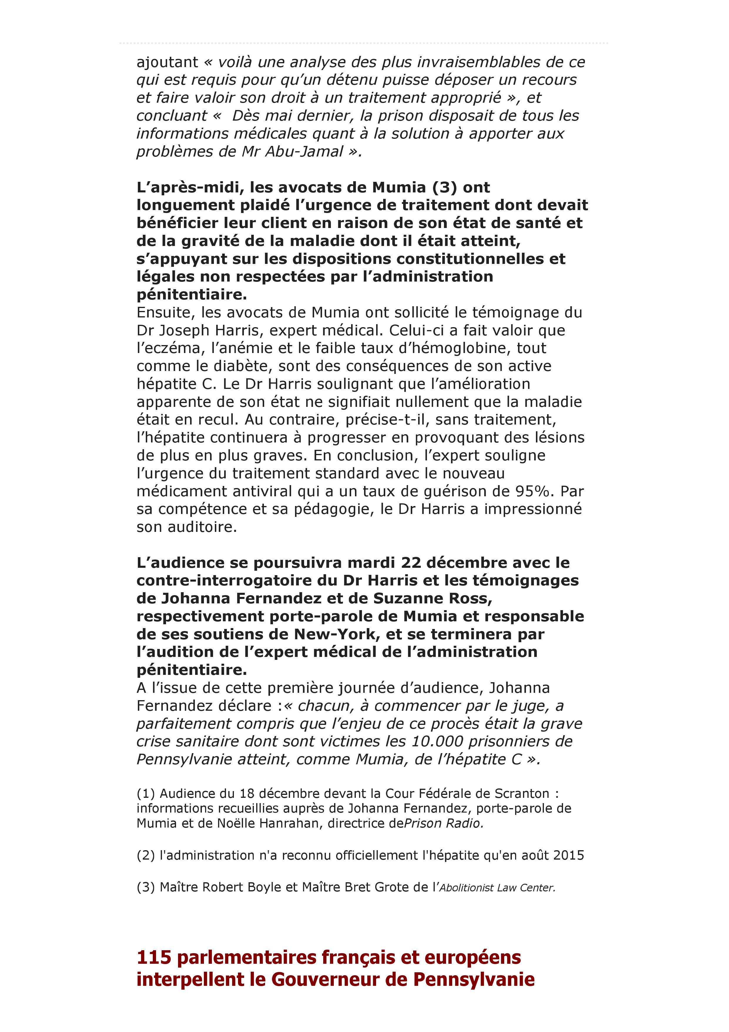 Lettre info Mumia 2