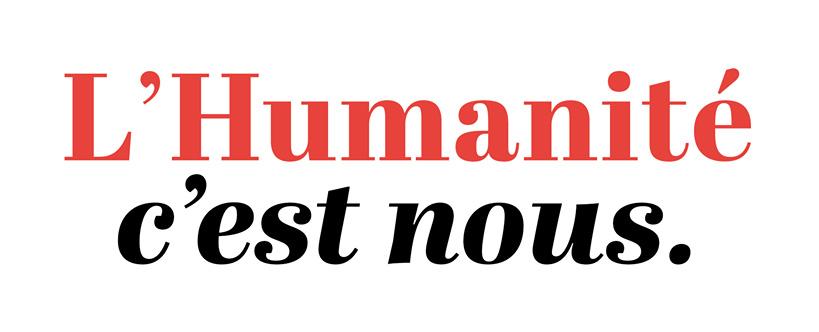 l'humanité c'est nous
