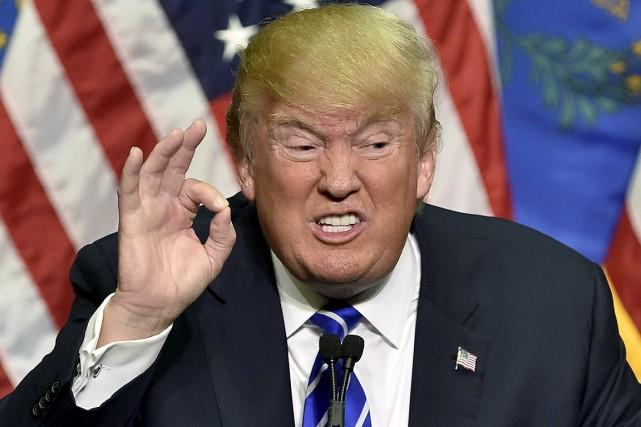 Mercredi 9 novembre 2016, Donald Trump a été élu Président des Etats-Unis (Reuters)