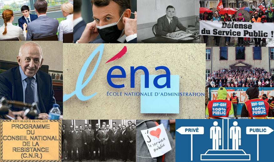 Pourquoi détruire l'ENA ? dans POLITIQUE pic
